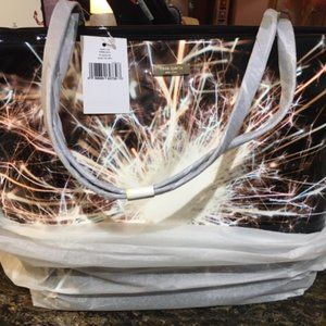 Kate Spade Let Sparks Fly Small Cole Tote NWT